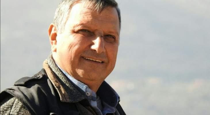القصيفي نعى المراسل جورج عشي: كان مناضلا بسبيل قناعاته اللبنانية والأخلاقية