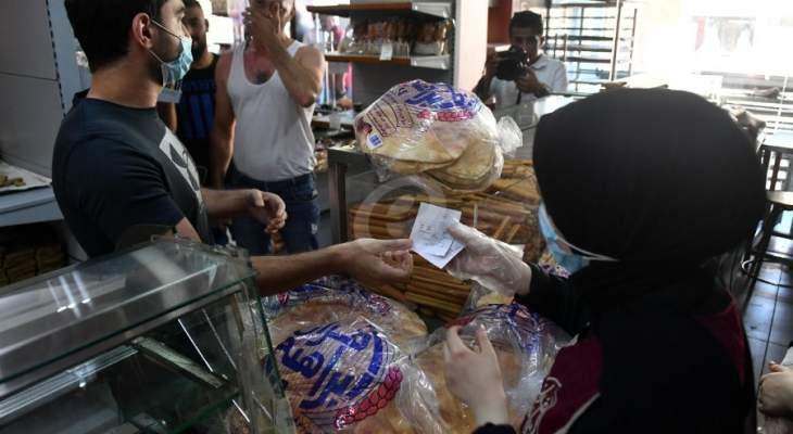 """""""الجديد"""": أصحاب الأفران في الشمال أعلنوا التوقف عن إنتاج الرغيف غداً حتى تأمين مادة المازوت"""