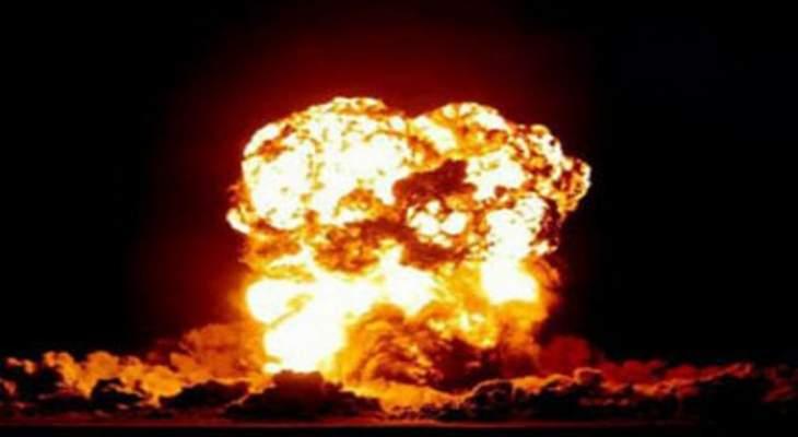 رويترز: سماع دوي انفجار في وسط العاصمة العراقية بغداد