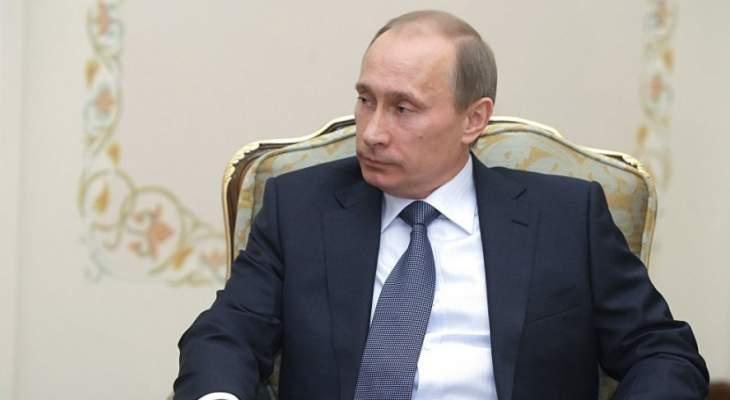 بوتين للملك سلمان: أثق أن زيارتكم ستعطي زخما كبيرا للعلاقات المشتركة
