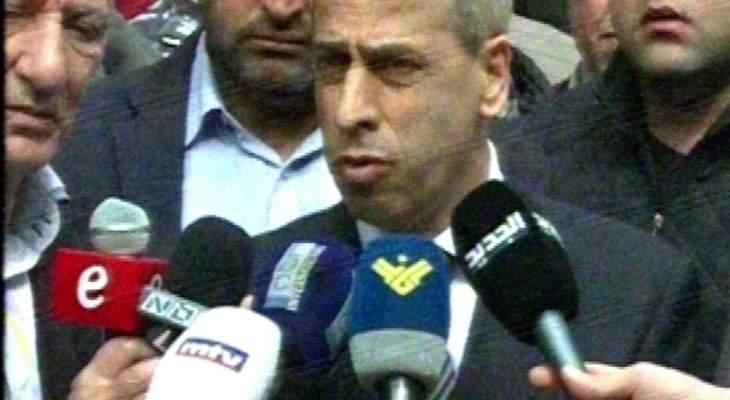 خير: وصول جثمان فشيخ صباح الجمعة الى بيروت عبر الخطوط المغربية