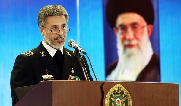 مسؤول ايراني: الجيش الايراني يعمل على تصنيع 3 مدمرات جديدة