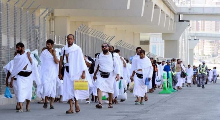 دخول أكثر من 65 حاجا قطريا عبر المنفذ البري ضمن ضيوف ملك السعودية