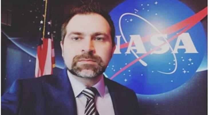 """مؤسسة """"كونراد"""" من ناسا إختارت أنطوان طنوس سفيرا لها في لبنان"""