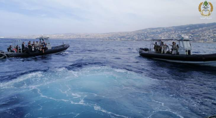 الجيش: استمرار الجهود بحثا عن مفقودين كانا على متن الطائرة التي سقطت أمس