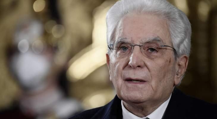 رئيس إيطاليا استنكر الهجوم الجبان الذي أدى لوفاة سفير روما بالكونغو الديمقراطية