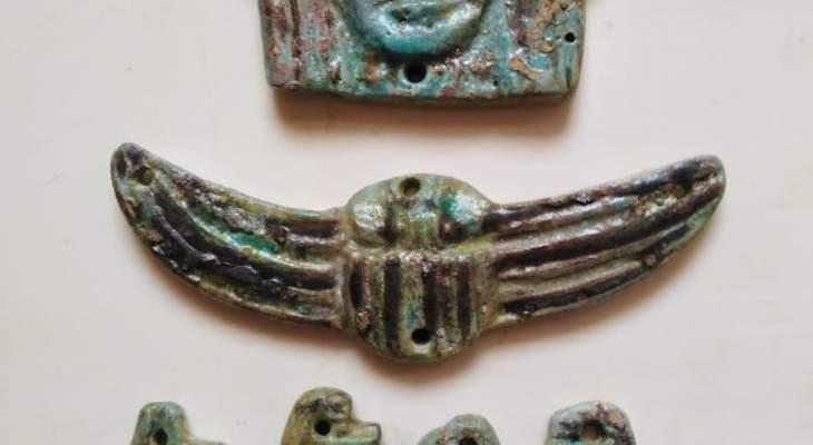 اكتشاف كنوز فرعونية جديدة في مصر