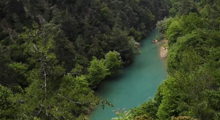 سقوط فتاة في نهر جنة- وادي نهر إبراهيم والدفاع المدني يبحث عنها