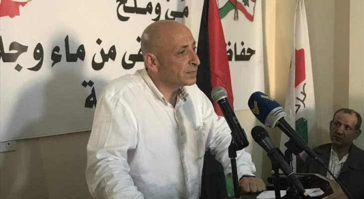 ذبيان: نصرالله وقيادة المقاومة وجّها صفعة مدوية لنتانياهو واستخباراته