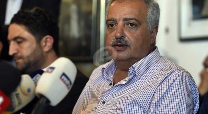 ارسلان: لا يجوز ان يبقى لبنان رهينة عناد شخصي وتكليف متعثر