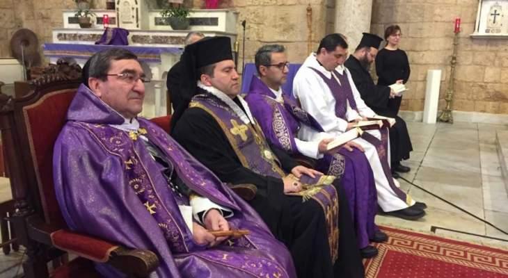 قداس الشكر السنوي لكاريتاس لبنان ـ إقليم البترون في كاتدرائية مار اسطفان
