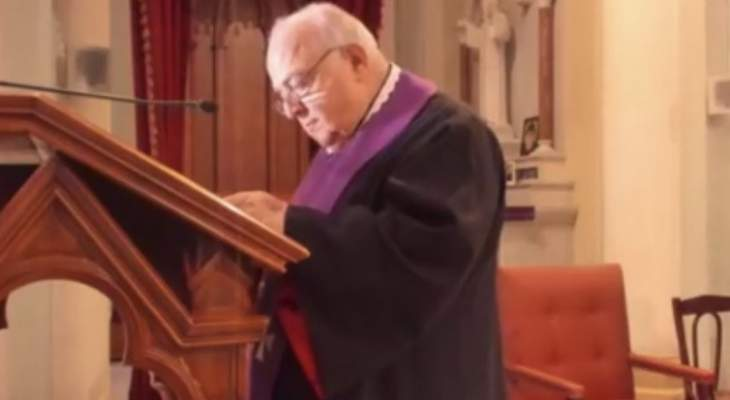 المطران بو جودة: موت المسيح هو علامة حب لامتناهية وهل يحق لنا أن نغسل أيدينا من دم لبنان؟