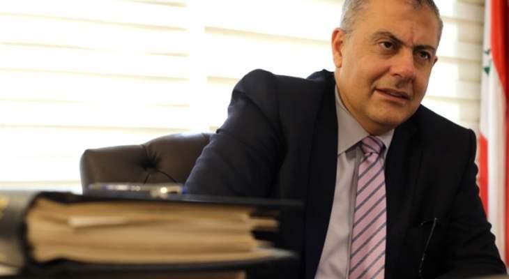 عبود وجه كتاباً لوزارة الاقتصاد لضبط تعرفة المولدات الكهربائية الخاصة ببيروت