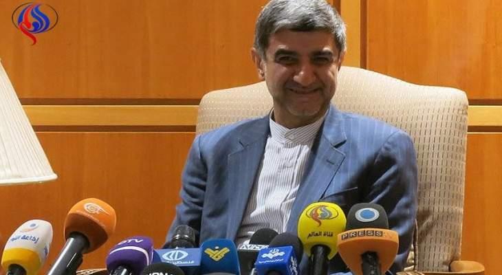 فيروزينيا: إيران على استعداد للتعاون مع لبنان ودعمه في المجالات كافة