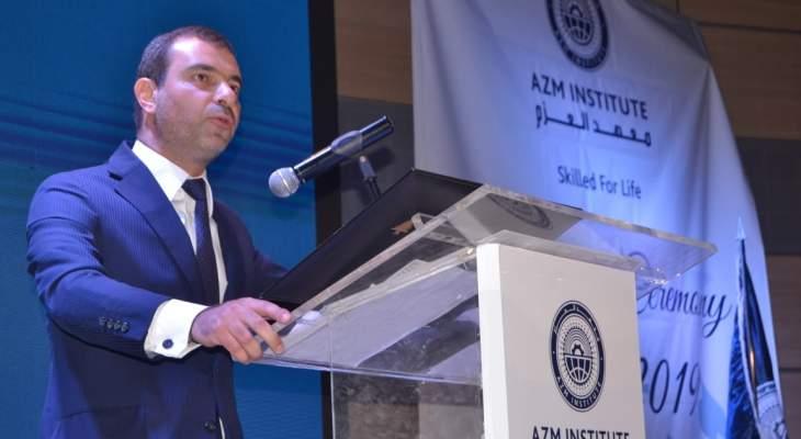 أفيوني: حان الوقت لنبني اقتصادا قائما على المعرفة والثغرة هي غياب الحوكمة الواضحة