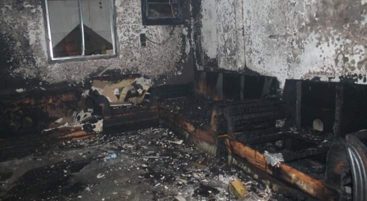 إخلاء 120 شخصا من دار للزائرين بالمدينة المنورة بعد نشوب حريق في الدار