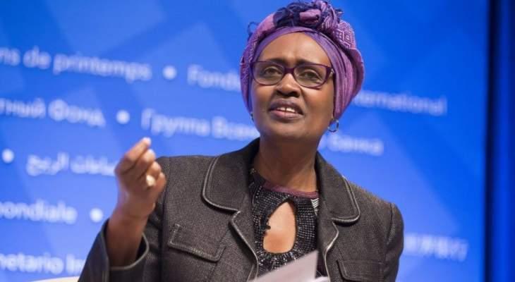 """تعيين مديرة """"أوكسفام"""" رئيسة لوكالة الأمم المتحدة لمكافحة الإيدز"""