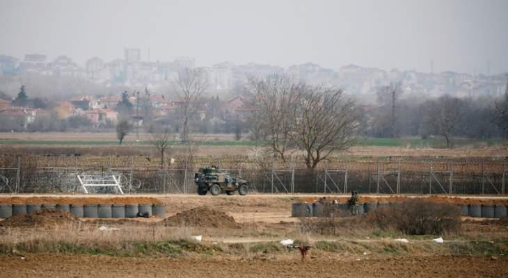 الدفاع التركية: القبض على 12 شخصا على صلة بالإرهاب خلال عبورهم لليونان
