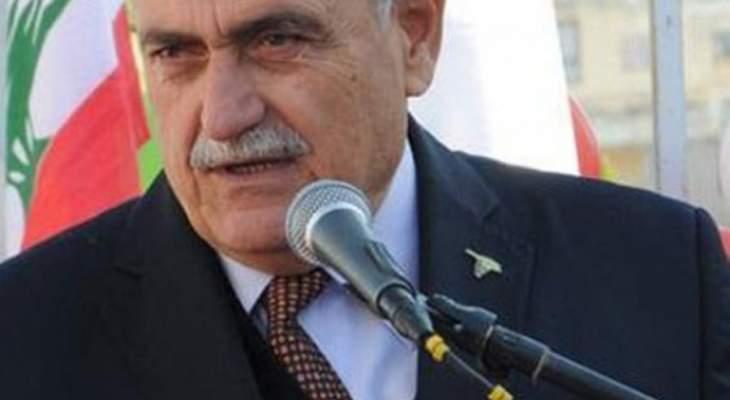 عسيران: على الحكومة تقديم موازنة مقبولة توصل لبنان الى بر الامان