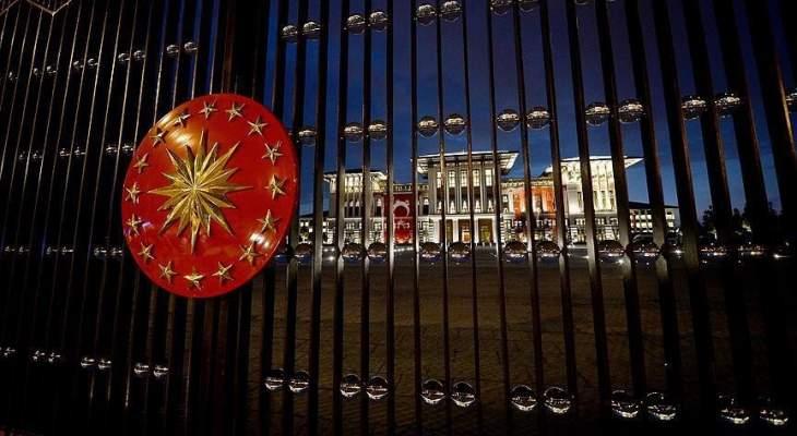الرئاسة التركية: أنقرة وأثينا مستعدتان لاستئناف المحادثات حول شرق المتوسط