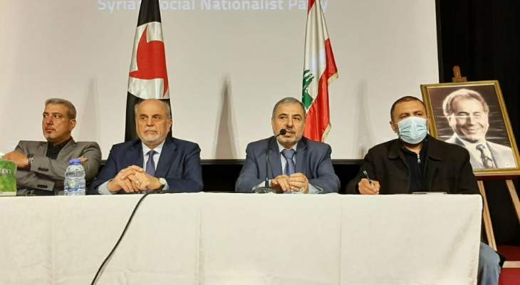 حردان: طرحنا أن يكون هناك تيار لاطائفي بلبنان يعزز الوحدة الوطنية ويحذر من مخاطر الطائفية