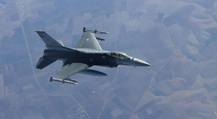 """الدفاع التركية: تحييد 4 إرهابيين من """"بي كا كا"""" عبر عملية جوية شمالي العراق"""