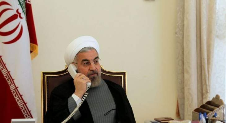 روحاني: على منظمة التعاون الإسلامي الاضطلاع بدور أكثر فاعلية تجاه التطورات بفلسطين
