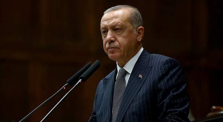 أردوغان: التخطيط للانسحاب الأميركي من سوريا يجب أن يتم بعناية
