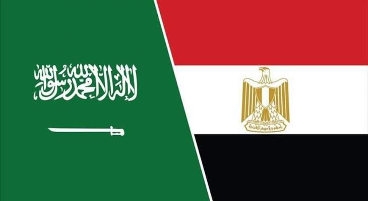 خارجية مصر دانت استهداف مطار أبها: ندعم إجراءات السعودية للحفاظ على أمنها