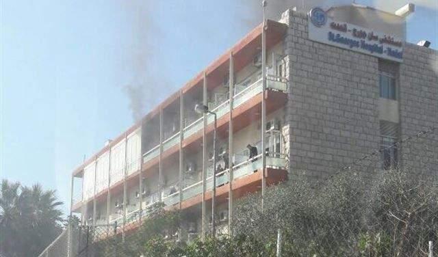 ادارة مستشفى السان جورج: وزير الصحة حمد حسن بصحة جيدة