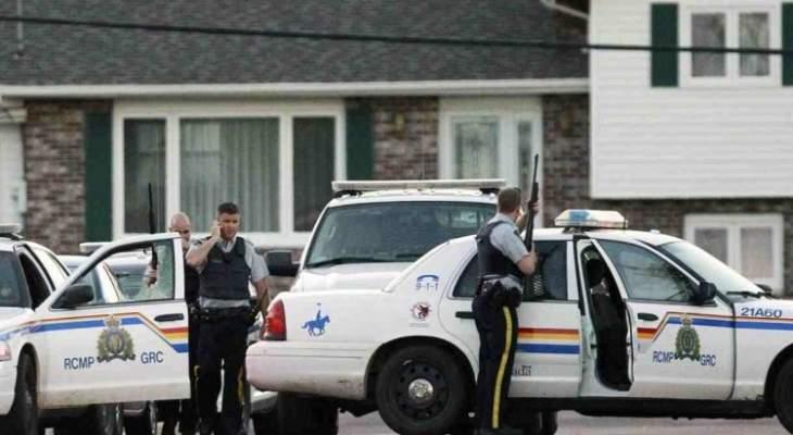 الشرطة الكندية: قتيل و4 جرحى في حادث إطلاق نار قرب مدينة تورونتو