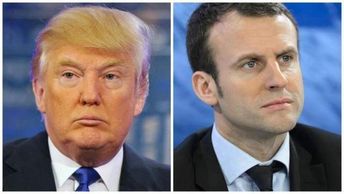 """ترامب: تصريحات ماكرون بشأن الناتو """"مهينة وسيئة"""""""