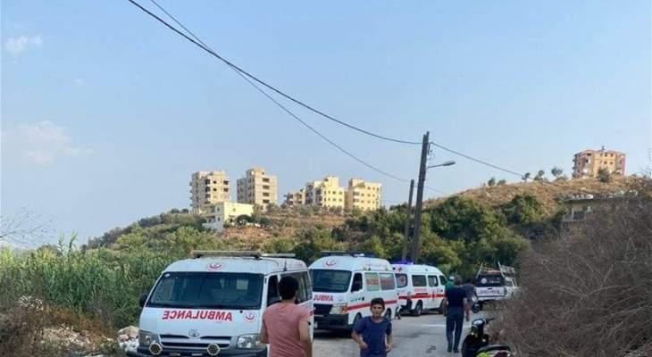 انتشال 3 جثث من بئر أبي سمراء في طرابلس والبحث جار عن شخصين