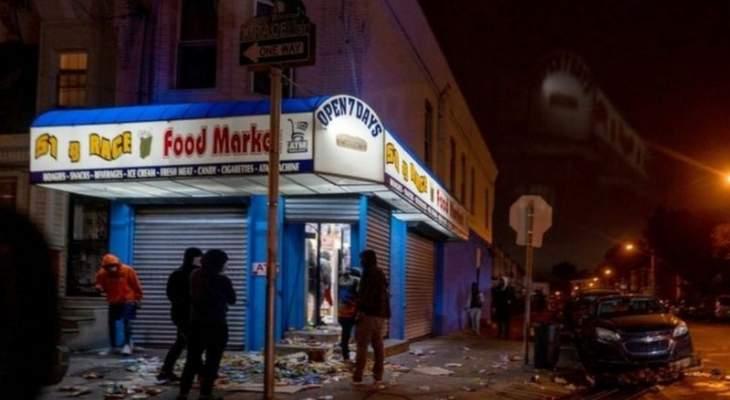 سلبطات فيلاديلفيا فرضت حظر تجول بالمدينة بعد أعمال نهب واضطرابات واسعة