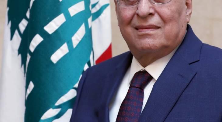 وزير الخارجية عبدالله بو حبيب التقى سفراء الاردن وتركيا والمانيا