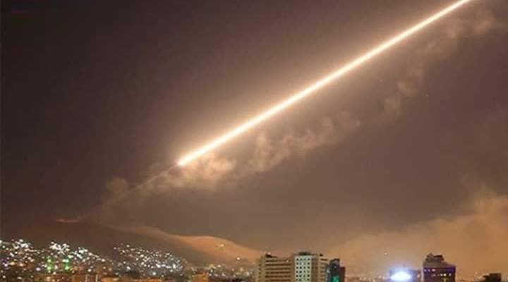 الاعلام الاسرائيلي: سلاح الجو الإسرائيلي هاجم اهدافا جنوب شرق دمشق