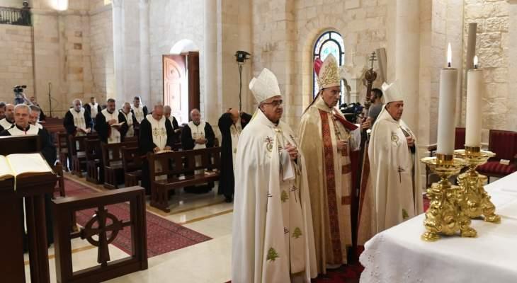 البيان الختامي لسينودس الكنيسة المارونية: للاسراع في تشكيل حكومة بعيدة عن المحاصصة
