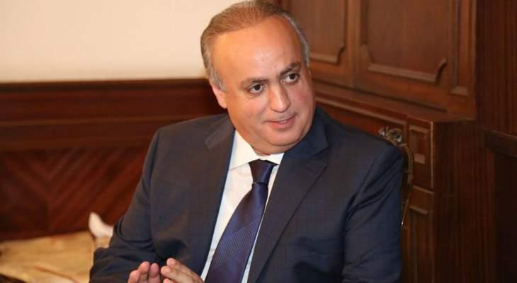 وهاب: الجيش يبقى ضمانة لبنان والنصر معقودٌ لسوريا مهما تكالب المتآمرون عليها