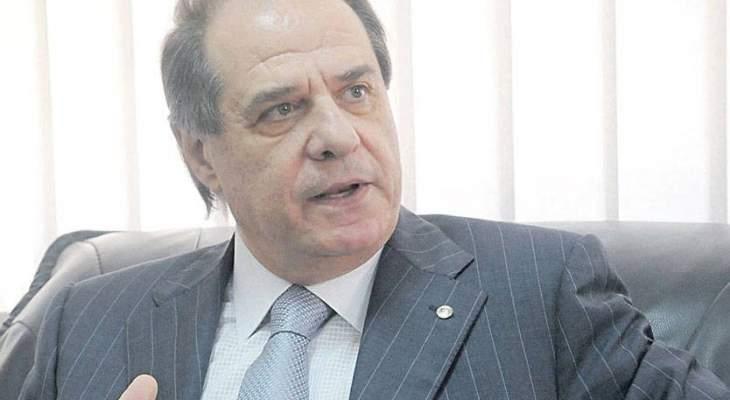 سجعان قزي: الحكم استمرارية في كل دول العالم إلا في لبنان