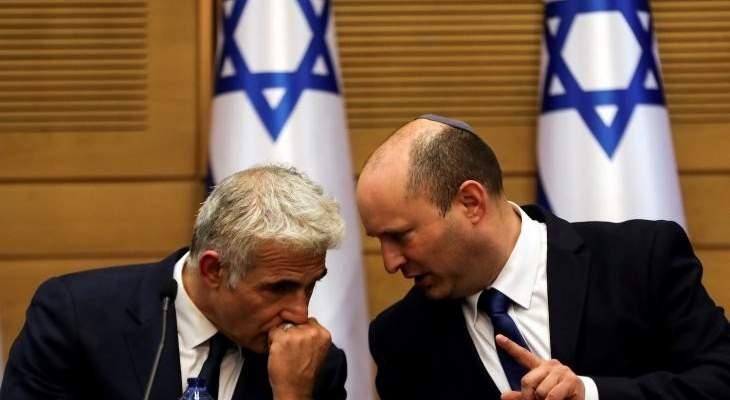 ولي عهد البحرين يهنئ بينيت ولابيد بتشكيل الحكومة الإٍسرائيلية الجديدة