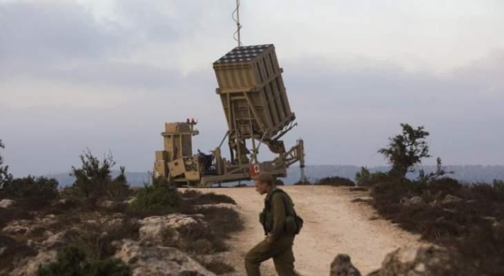 وسائل اعلام فلسطينية: طائرة إسرائيلية مسيرة تقصف موقعاً عسكرياً لحماس شمال غزة