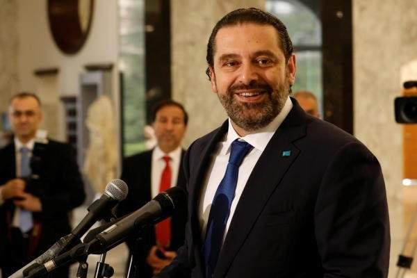 الحريري هنأ وليد موسى لإنتخابه رئيسا للاتحاد العقاري الدولي