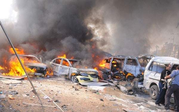 روسيا اليوم: انفجار غامض في مدينة الرمادي غربي العراق