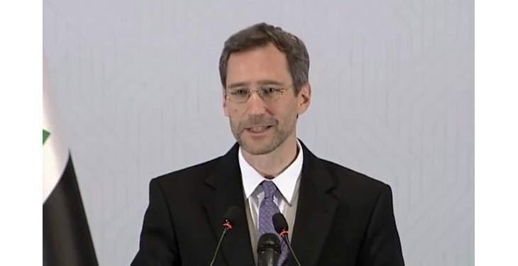 مسؤول بالخارجية الاميركية: لا توجد حكومة غربية مستعدة لإنقاذ لبنان إذا لم  يستوعب السياسيون رسالة الشارع