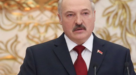 لوكاشنكو يتهم المانيا باتّباع نهج نازي بعد العقوبات الأوروبية