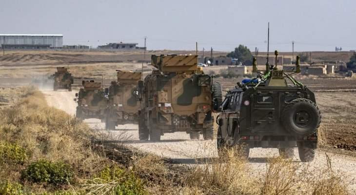 الجيش الروسي أوقف دورية أميركية شمالي سوريا وأجبرها على التراجع