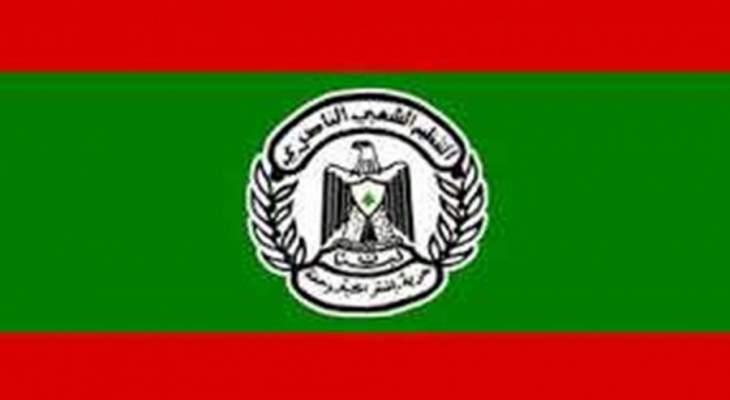 التنظيم الشعبي الناصري: لتصعيد الانتفاضة الشعبية حتى استقالة الحكومة
