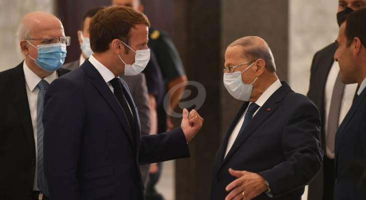 """أوساط سياسية لصحيفة """"الراي"""": باريس لم ترفع الراية البيضاء بما خص تشكيل الحكومة اللبنانية"""
