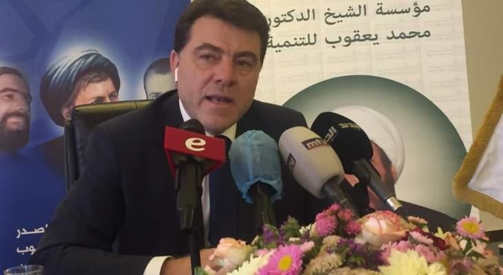 يعقوب: لودريان سيحصل على نتائج محادثات الناقورة وكلمة السر قبل وصوله بيروت