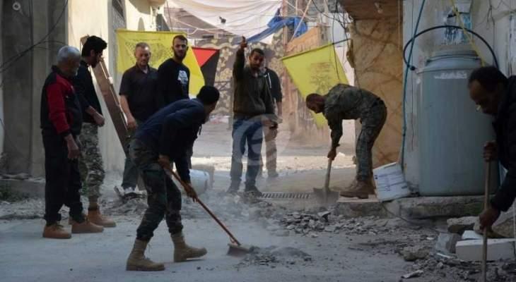 """""""النشرة"""" تجول في مخيم الميّة الميّة وصولا الى المربع الأمني لـ """"جمال سليمان"""""""